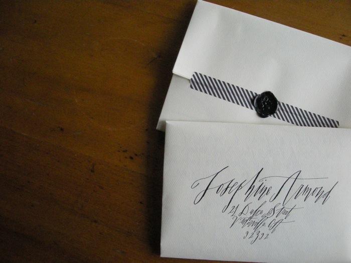 Hello Handmade Valentines envelopes