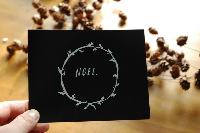 Black noel