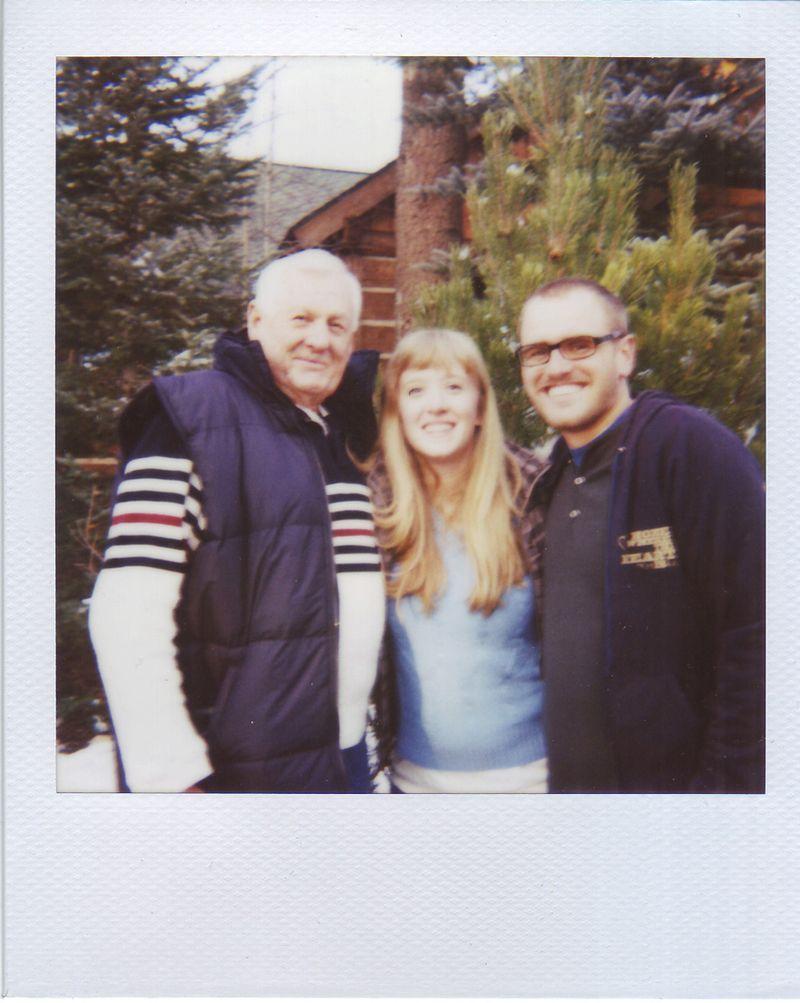 Kenz & Ty & Grandpa 1