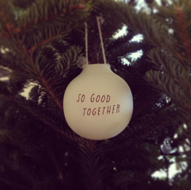 Shanna murray good together ornament