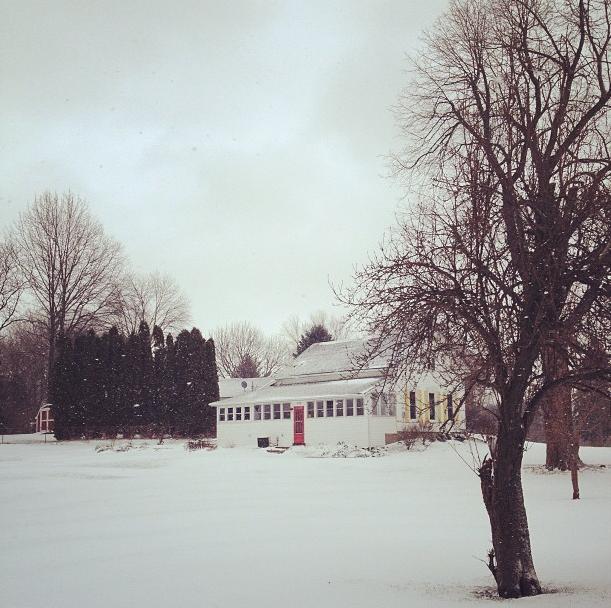 Shanna murray first snow
